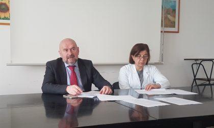 Ospedale Galmarini lavori in corso coi fondi regionali