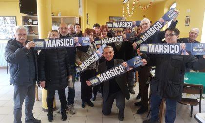 Elezioni regionali, Marsico (Forza Italia) a Venegono