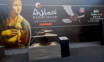 """Il Centro, grande successo alla mostra """"Da Vinci experience"""""""