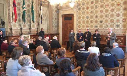 Nella sala degli stemmi a Palazzo Malinverni è stato ricordato Giorgio D'Ilario