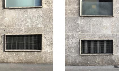 Ripulite le pareti della scuola Manzoni e Olivetti