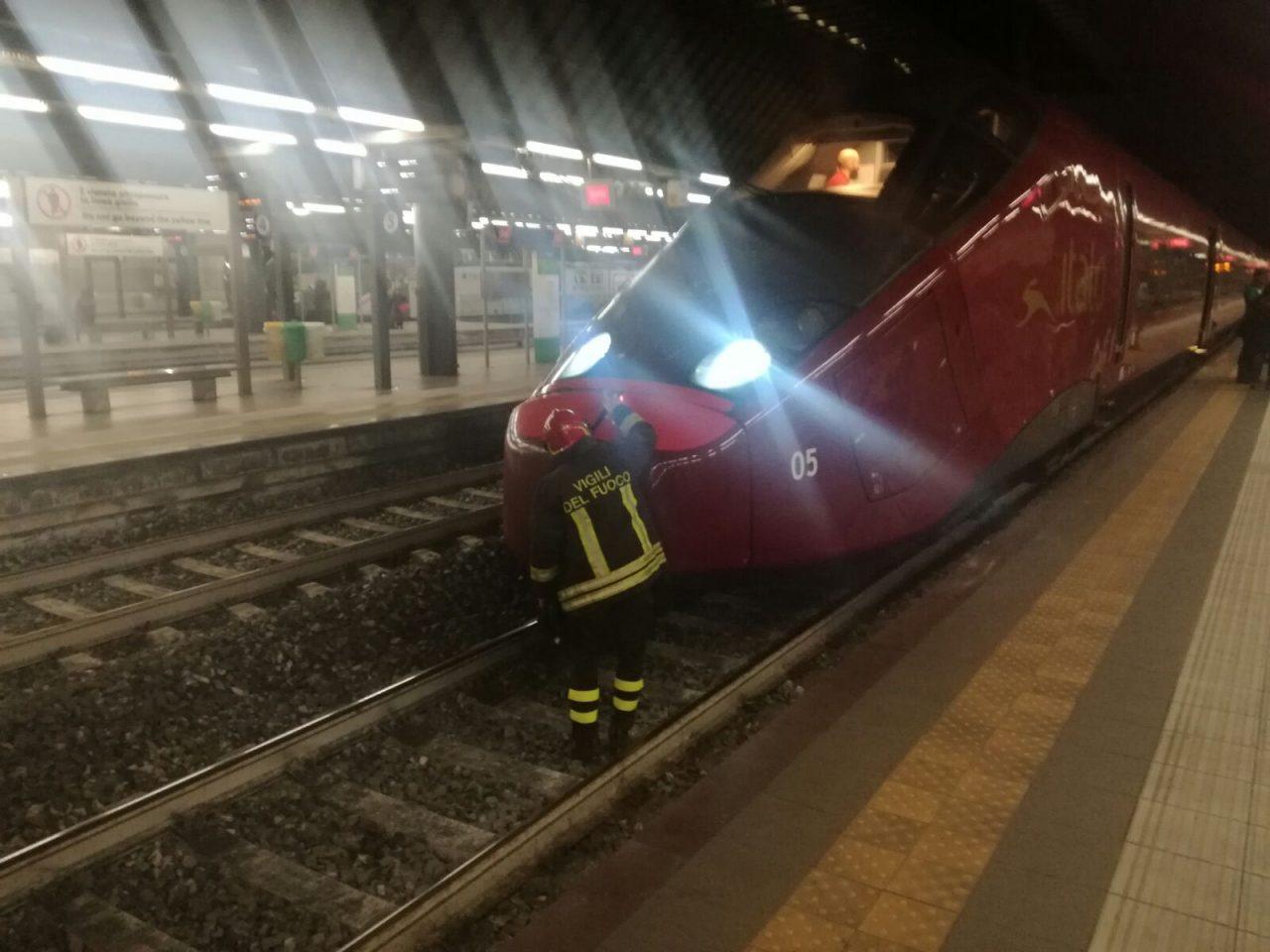 Rho, travolto dal treno