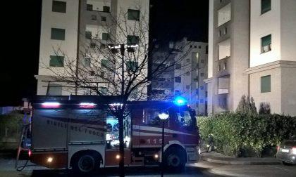 Esplosione in un appartamento: paura a Parabiago  FOTO