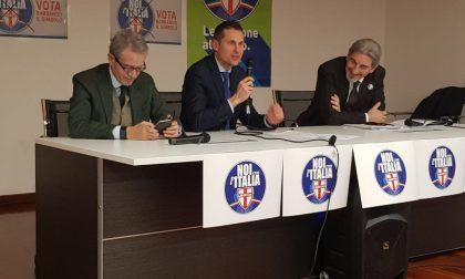 Elezioni regionali e politiche, pienone al Circolone per Noi Con l'Italia