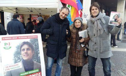 Elezioni regionali, tappe saronnesi per Mauro Rotondi