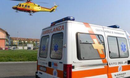 Incidente a Santo Stefano, motociclista gravissimo