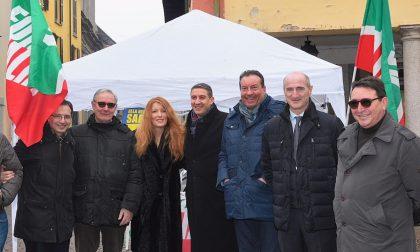 Michela Vittoria Brambilla ha incontrato i cittadini di Abbiategrasso
