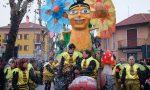Carnevale in anticipo a Turate