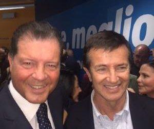 Roberto Colombo candidato con Gori
