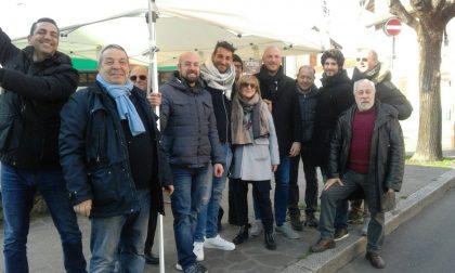 Violi (M5S) a Parabiago con gli attivisti del territorio
