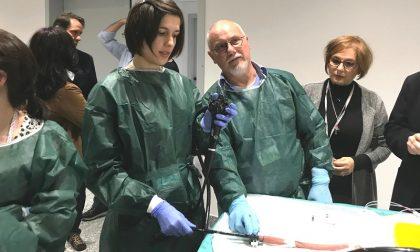 Endoscopia: esperti da tutta la Lombardia all'ospedale di Garbagnate
