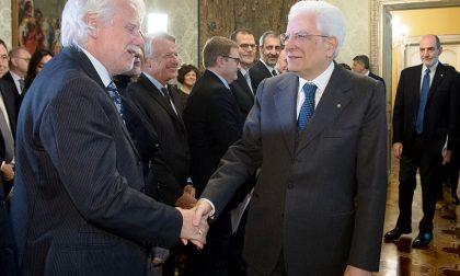Cure palliative, il presidente di Presenza Amica a colloquio con Mattarella