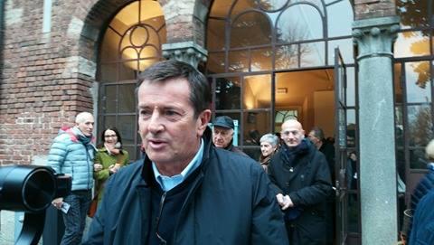 Lombardia, Fontana in vantaggio al 41%, Gori al 35%