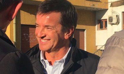 Giorgio Gori a Cornaredo per la visita ad un bene confiscato alla mafia