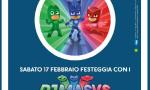 Carnevale super a Il centro di Arese con i Super Pigiamini