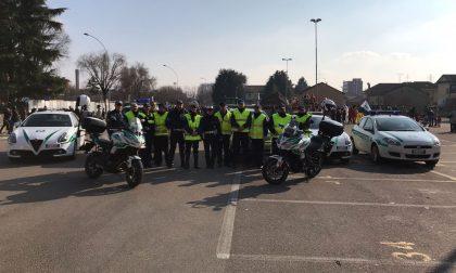 Polizia Locale e Protezione Civile insieme per Carnevale
