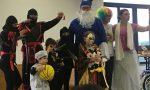 """Le maschere di Carnevale """"invadono"""" l'oratorio"""