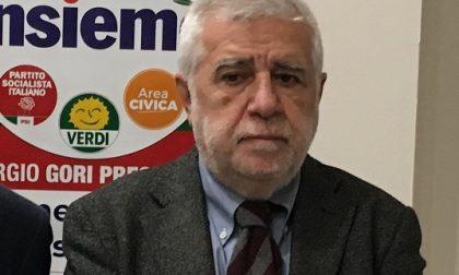 Giulio Santagata a Legnano