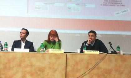 Elezioni politiche e regionali, Astuti al dibattito tra candidati al liceo Grassi