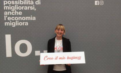 Simona Michelon coach del business rosa