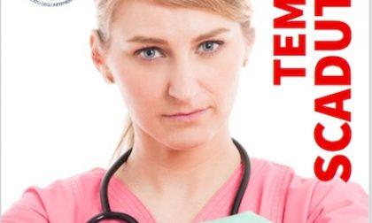"""""""Tempo scaduto!"""" sciopero degli infermieri e delle professioni sanitarie"""