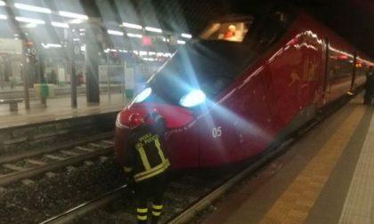 Travolto dal treno a Rho: muore 37enne di origini sarde FOTO