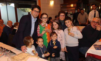 Euro Pesca Vermezzo: pranzo sociale con i soci e il sindaco