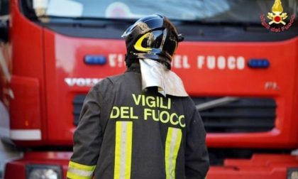 Maltempo, in provincia di Varese solo oggi una trentina di interventi dei Vigili del Fuoco