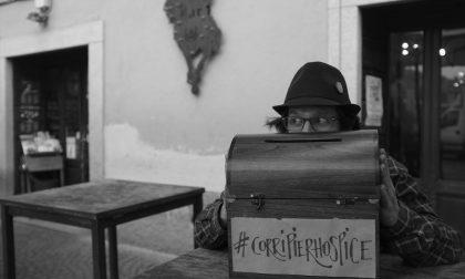 Pier Strazzeri pronto per una nuova sfida: #CorriPierHospice