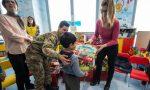 Pediatria Varese, nuovi giocattoli grazie alla Ugo Mara