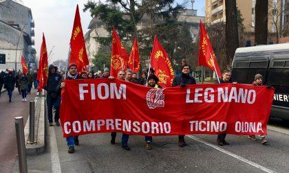Il Pd con i lavoratori della Franco Tosi