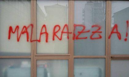 Raid dei vandali contro la Polizia locale