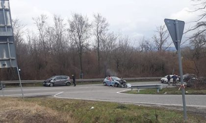Incidente in Valassina | Code in direzione Milano per incidente