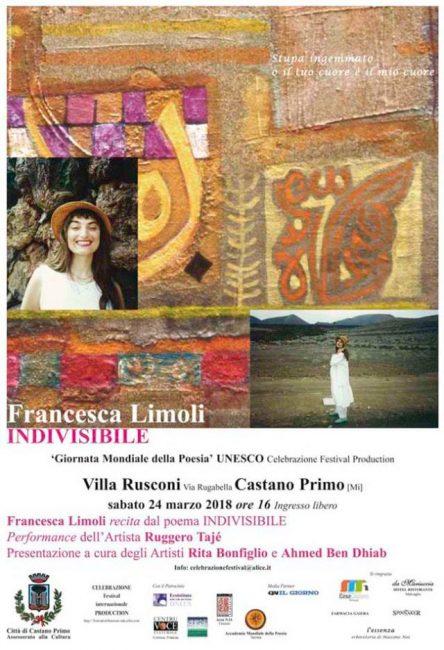 Giornata della Poesia: l&#8217&#x3B;evento a Castano Primo