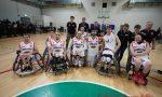 Campionato italiano  di pallacanestro in carrozzina FOTO