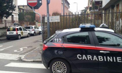 Aggressione con ascia in via Bellerio a Milano
