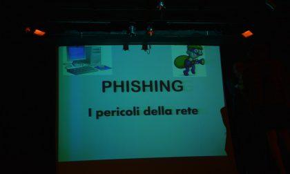 """Grande successo per la lezione sul """"phishing"""""""