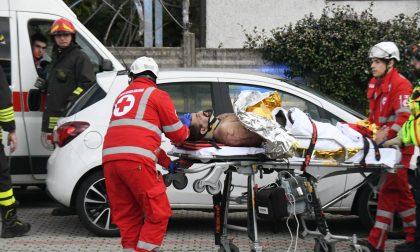 Esplode casa, sei persone ferite LA GALLERY