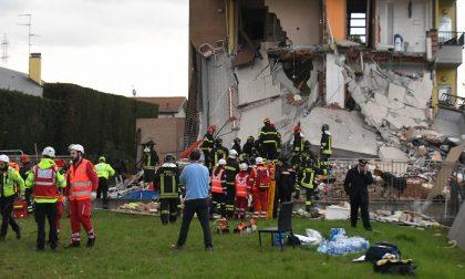 Esplode casa a Rescaldina: nove persone in ospedale, due gravi