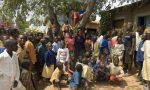 I Barabba's Clowns corrono per il Rwanda