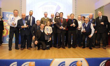 Csi Milano. premiati i 65 campioni nella vita