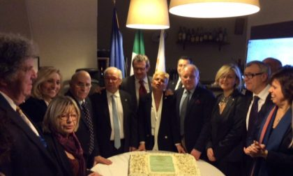 Rotary Club Morimondo, festa in grande stile per il quinto anniversario