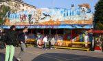 Richiedente asilo con la droga al Luna Park: espulso dal centro