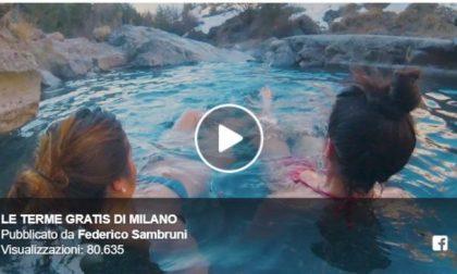 Il videomaker Federico Sambruni torna con Le terme gratis di Milano