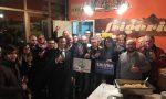 Elezioni 2018 Lega e giovani padani festeggiano a Tradate