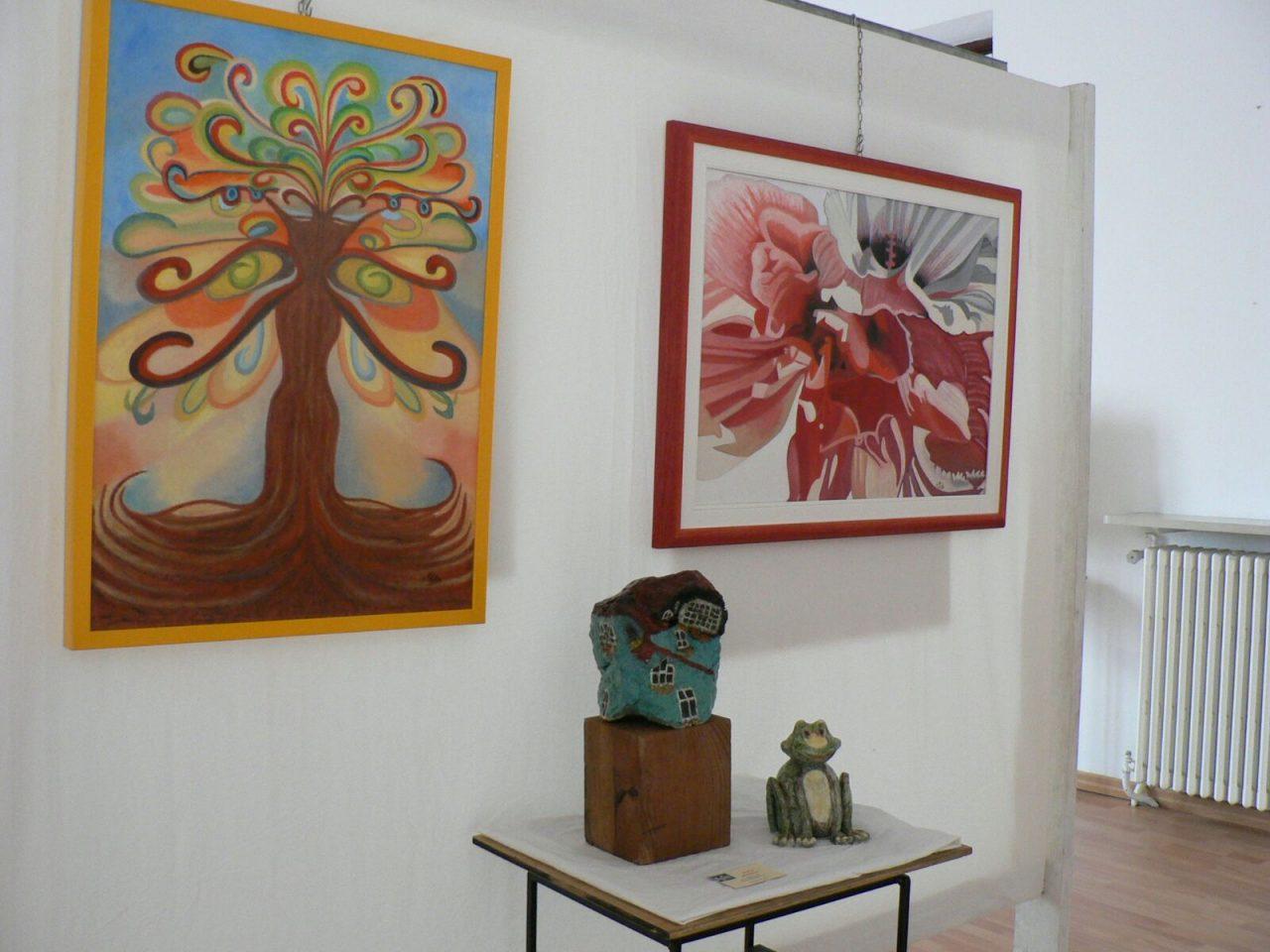 """Parabiago, inaugurazione mostra """"Arte 10"""""""