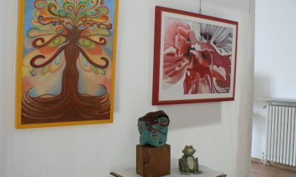 """Donne nell'arte, successo per l'inaugurazione di """"Arte 10"""""""