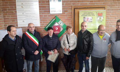 Primo Soccorso, a Nerviano arriva il primo defibrillatore esterno VIDEO