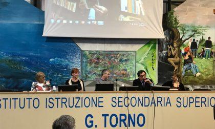 30 anni dell'istituto Torno: incontro con il professor Paccagnini