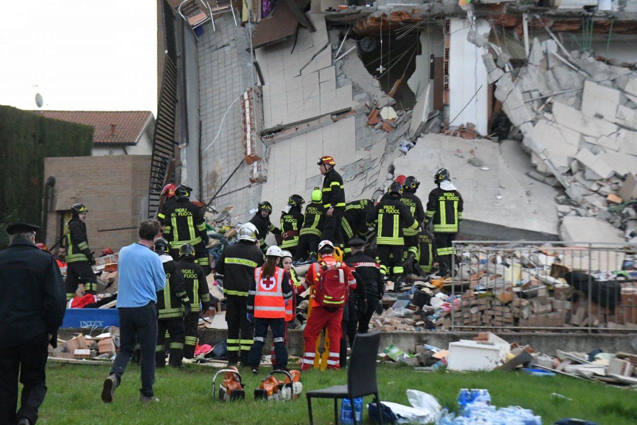Esplosione Rescaldina, trasferito al Niguarda anche il figlio più piccolo